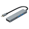 USB TYPE-C 6 IN1-NABE (HDMI / USB3.0-A / USB2.0-A / TYP-C / SD / TF-SD)
